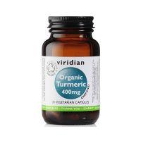 Organic Turmeric ( kurkuma 30 kaps.) Viridian