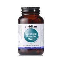 Essential Female Multi (60kaps) Viridian