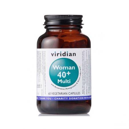 Woman 40+ Multi (60 kaps.) Viridian