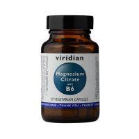 Magnez z B6 (30 kaps.) Viridian