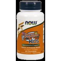 BerryDophilus Kids - Probiotyk dla dzieci (60 kaps.) Now Foods