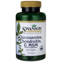 Glukozamina, Chondroityna i...