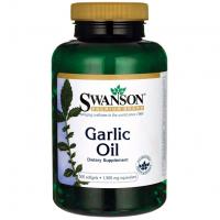 Garlic Oil - Olej z Czosnku...