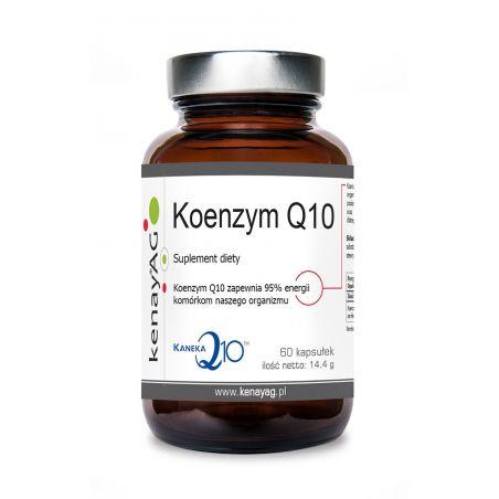 Naturalny Koenzym Q10 (60 szt.) Kaneka Nutriens LP.