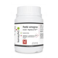 MegaNatural®-BP ekstrakt z pestek winogron (300 kaps.) Polyphenolics