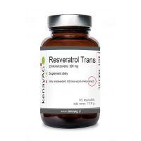 Resveratrol trans zmikronizowany 100 mg (60 kaps.) Kenay AG