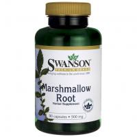 Marshmallow (Prawoślaz lekarski) (90 kaps) - Swanson
