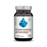 Proszek zasadowy pH Control Mg+ (100 tabl.) Aura Herbals