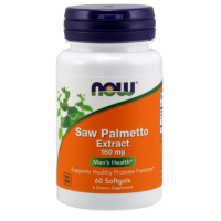 Saw Palmetto (60 kaps.) Now Foods
