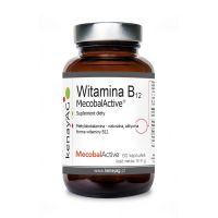 Witamina B12 - Metylokobalamina (60 kaps.) MecobalActive