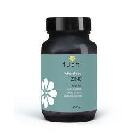 Cynk - Whole Food Zinc (60 kaps.) Fushi