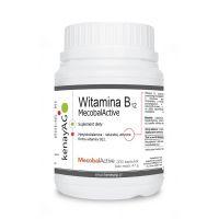 Witamina B12 - Metylokobalamina 500 mcg (300 kaps.) Interquim