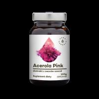 Acerola Pink ekstrakt 25% z owoców (100 g) Aura Herbals