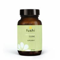 BIO Clove - Goździki - Pączki Kwiatowe Goździkowca 500 mg (60 kaps.) Fushi