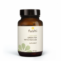 Green Tea Extract with Matcha - Zielona Herbata i Matcha (60 kaps.) Fushi
