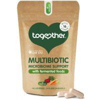 Multibiotic Fermented Food - Szczepy bakterii i Fermentowana żywność (30 kaps.) Together