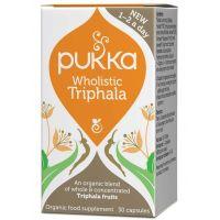 BIO mieszanka Wholistic Triphala (30 kaps.) Pukka