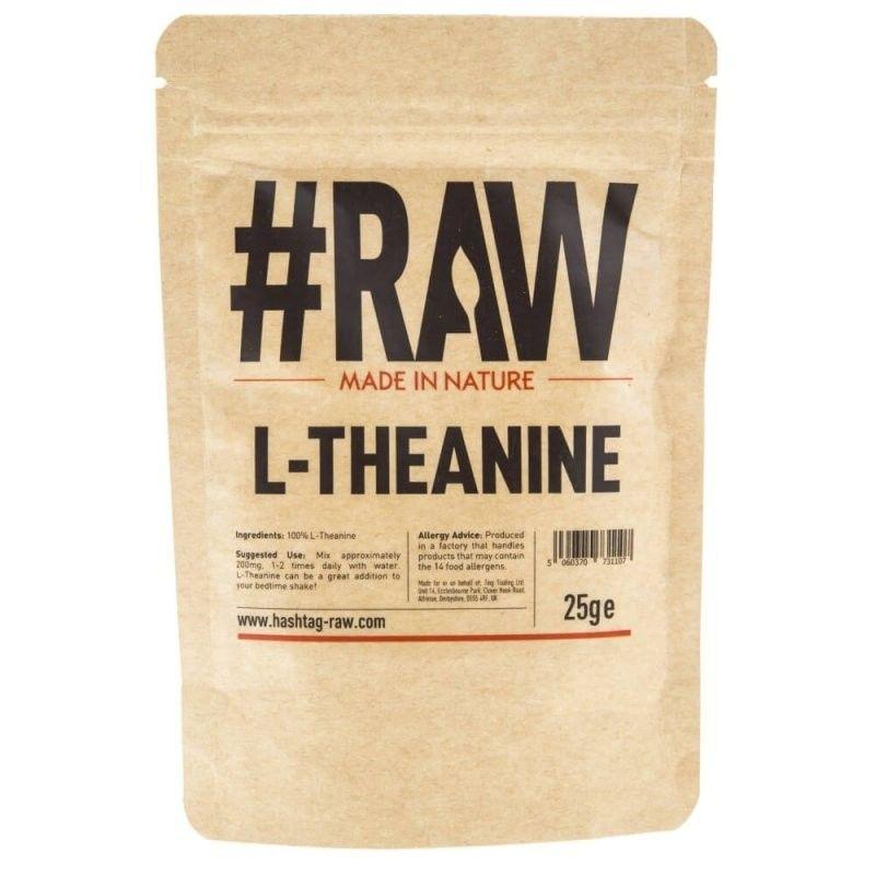 L-Teanina (25 g) RAW series
