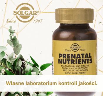 Suplementy diety marki Solgar - ścisła kontrola jakości